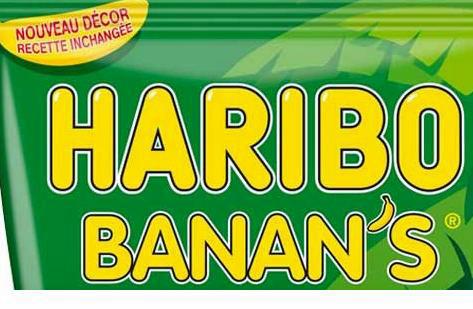 Hoop voor de banaan