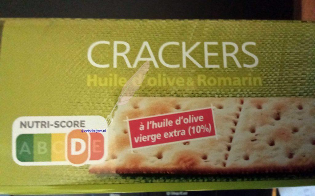 Ongezonde crackers ongezonder maken?